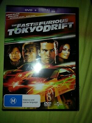 The Fast And The Furious Tokyo Drift,