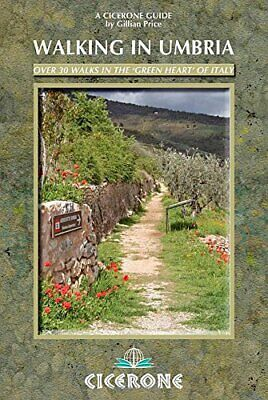 NEW - Walking in Umbria (Cicerone Guide) by Price, Gillian