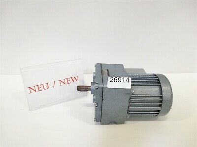 Angel 50 W Gear Motor D 4535/2 Gearbox