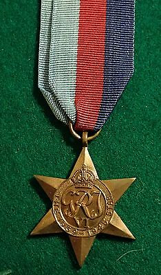 1939-1945 Star is a Campaign Medal Issued to British Commonwealth Forces in WW2