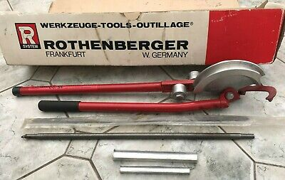 TODAYS TOOLS HANDY COPPER PIPE BENDER GUIDE ROTHENBERGER TYPE 22MM RBG22
