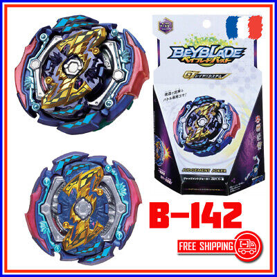 Toupie Beyblade BURST GT B-142 Booster Judgement Joker.00T.Tr Zan *FRENCH SELLER