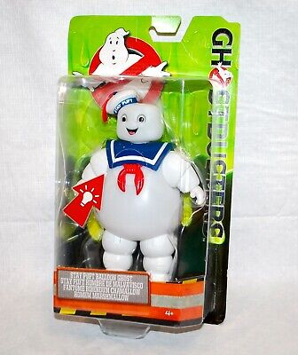 "Mattel 2016 Ghostbusters Stay Puft Marshmallow Man  6"" Figure Light-Up  NEW!"