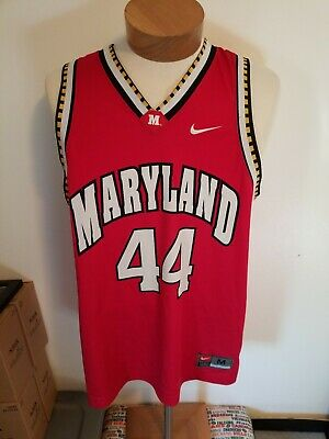 sports shoes d28e4 40df0 UNIVERSITY OF MARYLAND Basketball Jersey #3 Colosseum ...