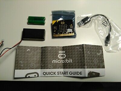 BBC Micro:bit Full Starter Kit