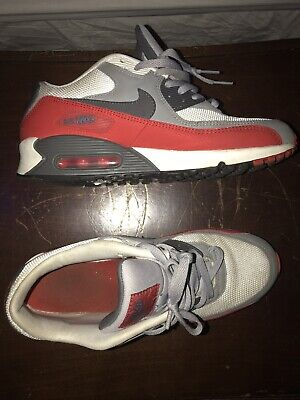 New Nike Air Max 90 Ultra 2.0 Essential Infared White Running 875695-400 Size 9