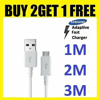 Genuine Original Samsung Galaxy S7 S4 S5 S6 EDGE PLUS Fast Charger USB Cable
