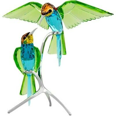 Swarovski Crystal Bee Eater Birds 957128 Brand New Amazing Figurine