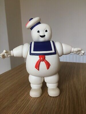 "Ghostbusters Mr Stay Puft Marshmallow Man 80s Retro 7"" Action Figure Toy"