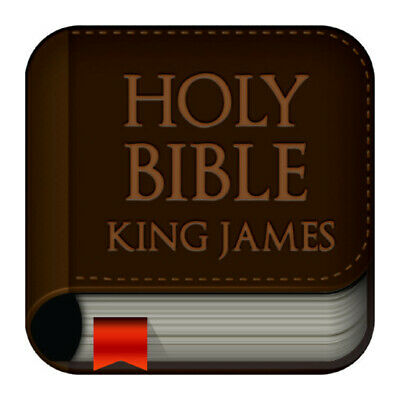 HOLY BIBLE OFFICIAL King James Version Old & New Testaments Mp3