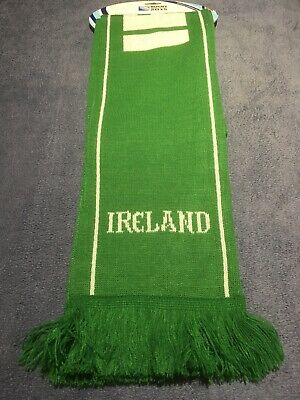 Official Ireland Rugby Union RWC World Cup England 2015 Scarf