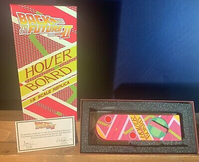 Back to the Future II Hover Board 1:5 Scale Replica New Loot Crate Exclusive