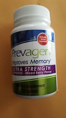 Prevagen Extra Strength Chewables #30  Free Shipping !!!