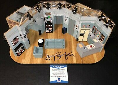 Jerry Seinfeld Limited Signed Set Replica  Apartment Autograph Beckett Bas Coa 2