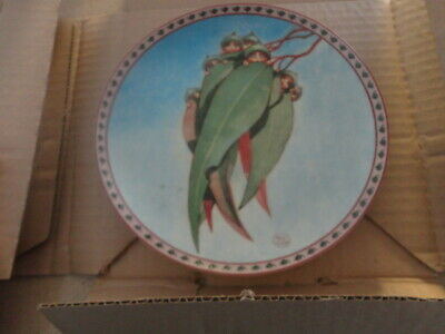 1994  May Gibbs Gumnut Babies Collector Plate