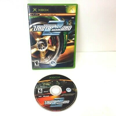 Need For Speed Underground 2 XBOX Microsoft