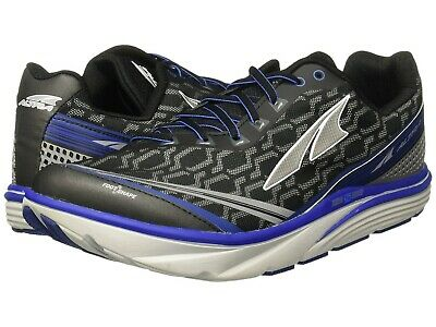 Altra Torin IQ Running Shoes, Men's Sizes 9-11.5-12-12.5-13 (D), Black/Blue NEW!