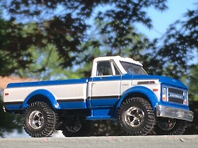1970 70 Chevy C60 Pickup Truck Cpcc Special Edition Chase 750 M2