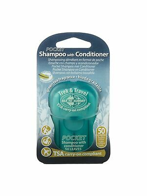 STS Pocket Conditioner and Shampoo