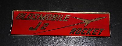 1957-1960 Olds 88 98 Starfire Super Dynamic Oldsmobile Rocket Air Cleaner Decal