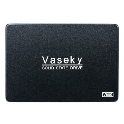 640G Vaseky Internal Solid State Drive 2.5'' SSD SATA3 Hard Disk For Laptop Pro