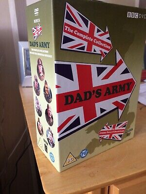 Dad's Army - Series 1-9 - Complete With Christmas Specials (DVD, 14-Disc Set)