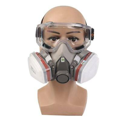 Dust Gas Safety Mask Painting Respirator Spraying For 3M 6200 5N11 6001 501 N95