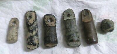 Ancient Medieval weight Artifacts European Metal Detector Finds Authentic Roman
