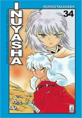 Manga - INUYASHA Vol. 34 - NEVERLAND # 256 - STAR COMICS - NUOVO - D8