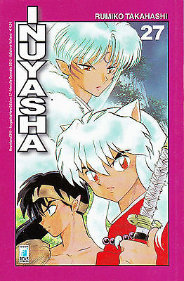 Manga - INUYASHA Vol. 27 - NEVERLAND # 249 - STAR COMICS - NUOVO - D8