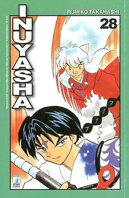 Manga - INUYASHA Vol. 28 - NEVERLAND # 250 - STAR COMICS - NUOVO - D8