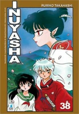 Manga - INUYASHA Vol. 38 - NEVERLAND # 260 - STAR COMICS - NUOVO - D8