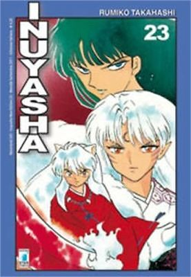 Manga - INUYASHA Vol. 23 - NEVERLAND # 245 - STAR COMICS - NUOVO - D8