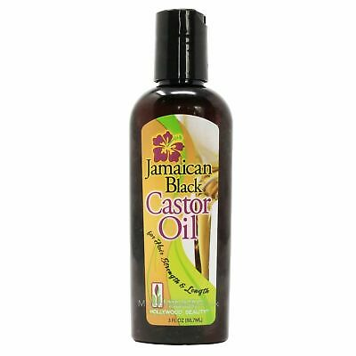 Hollywood Beauty | Jamaican Black Castor Oil (3oz)