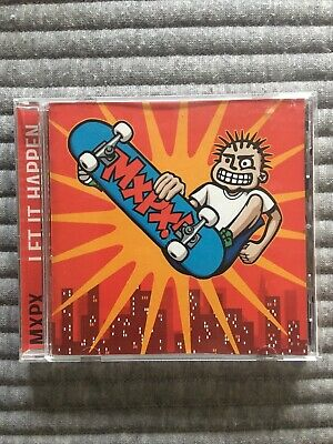 Let It Happen by MxPx (CD, Nov-1998, Tooth & Nail)