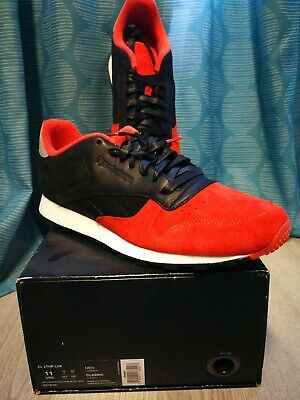 DS 10.5 Solebox x Reebok Classic Leather Red Devil New