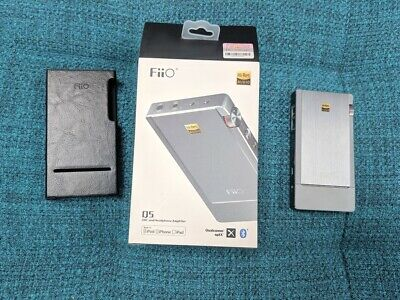 FIIO Q5 BLUETOOTH DAC Amplifier For iPhone/iPod/iPad aptX