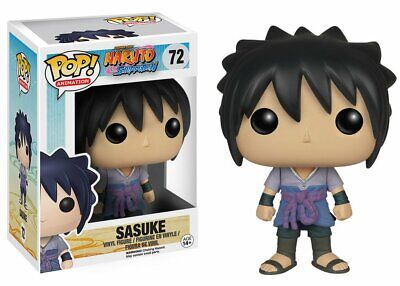 Funko Pop Animation: Naruto - Sasuke Vinyl Figure