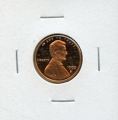 1990-S 1c Proof United States Lincoln Memorial Cent BH688