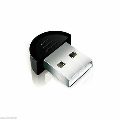 1PC Mini USB2.0 EDR Wireless Bluetooth Dongle Adapter For Laptop PC Win Win 7 8