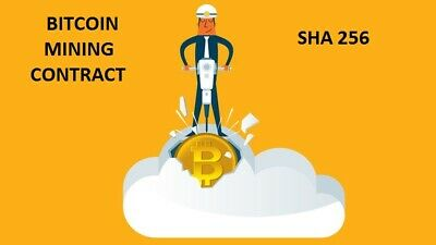 2 Hours 21 TH/S Bitcoin/Currency SHA 256 Mining Contract
