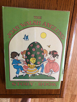 Vintage 1978 The Joan Walsh Anglund STORY BOOK Hardback Dustcover