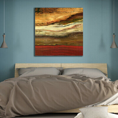 Modern Home Decor Canvas Abstract Living Room Bedroom Oil Wall Picture Painting