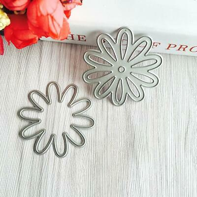 Metal Cutting Dies Mold Flowers Scrapbook Paper Mould Blade Punch Stencils New