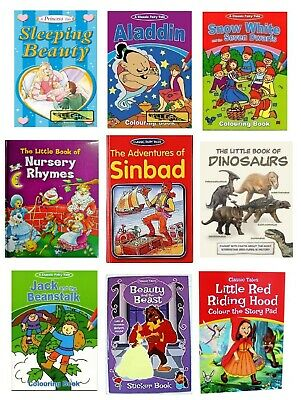 CHILDRENS STORY BOOKS - Classic Kids Stories Reading Learning Activity Alligator
