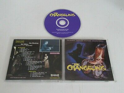 The Changeling/ Soundtrack/ Ken Wannberg/Rick Wilkins/(Percepto 006) CD Album
