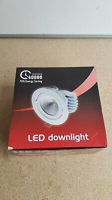 LED Scoop Downlight 35w 4000k with driver