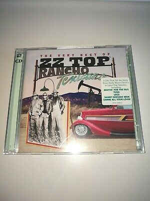 ZZ Top - The Very Best - Greatest Hits - 2 CD - Rancho Texicano - Sehr Gut