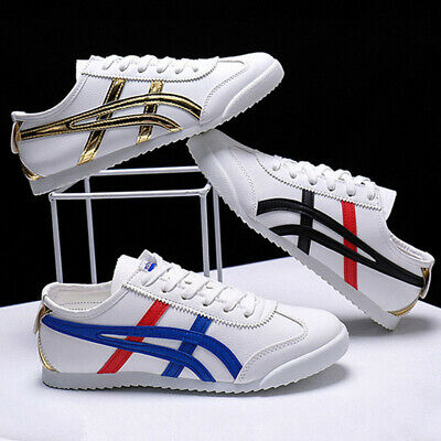 Onitsuka Tiger Retro Hommes Sportif Chaussures Lacets Sneakers Tennis Chaussures
