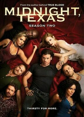 Midnight Texas Season 2 Two Complete Collection DVD Box Set Second TV Series New